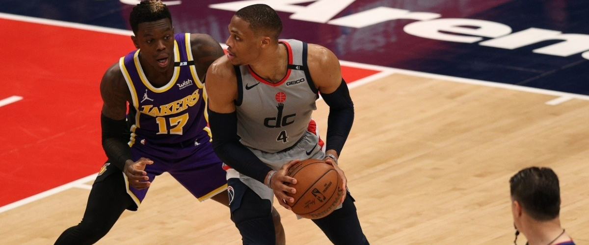 Russell Westbrook to the Lakers; Obstructed Take