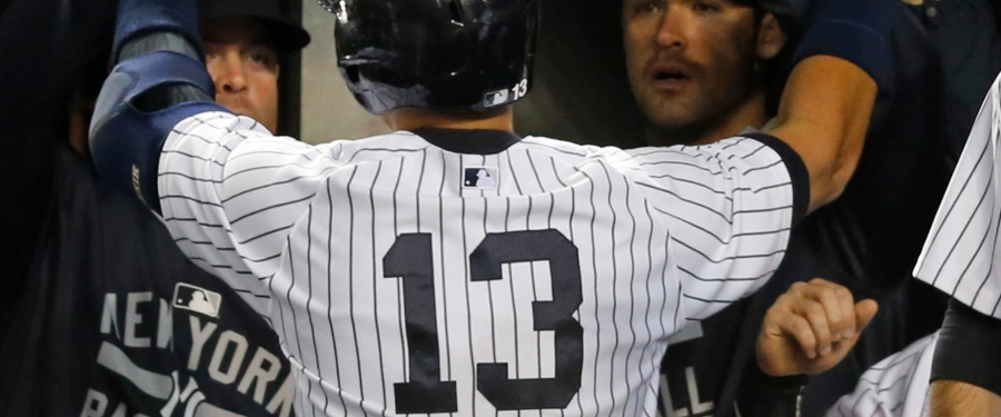Should A-Rod's Jersey No. Be Retired?