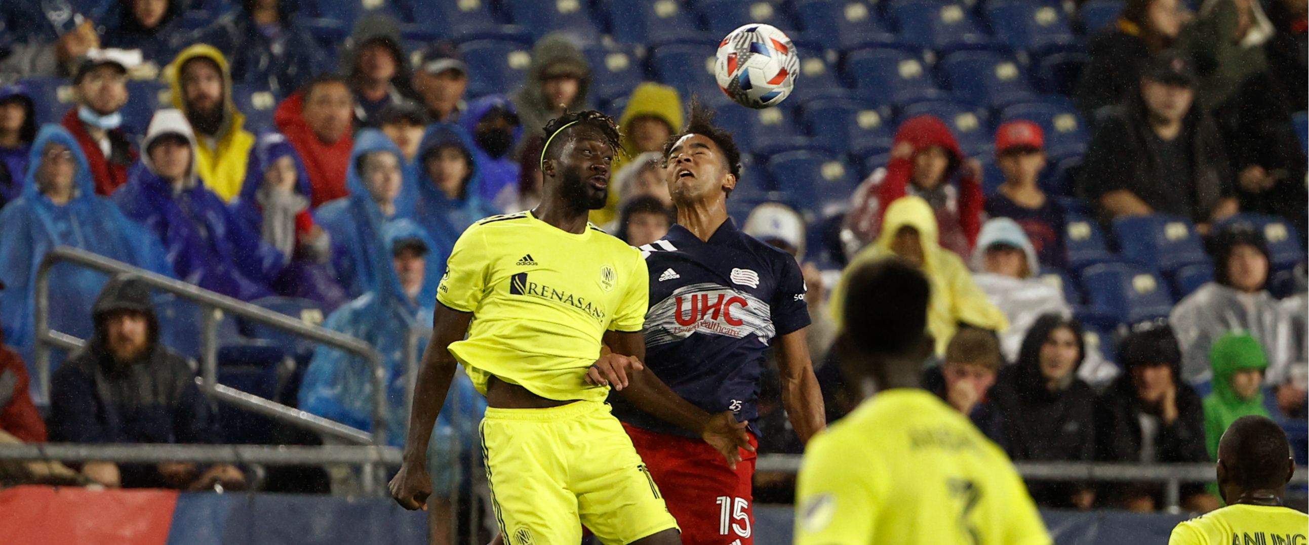 Nashville SC happy to draw 0-0 with New England