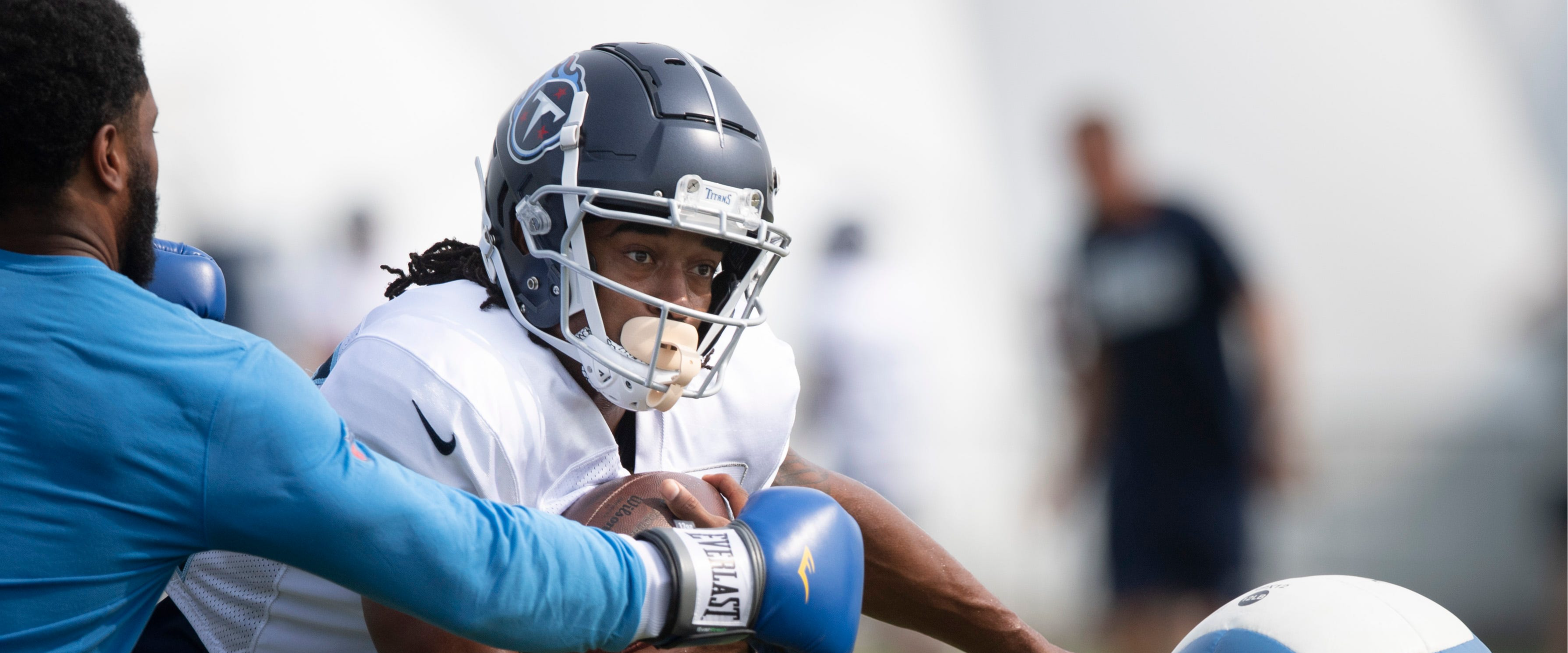 Titans: Competition for the third wideout spot is getting serious