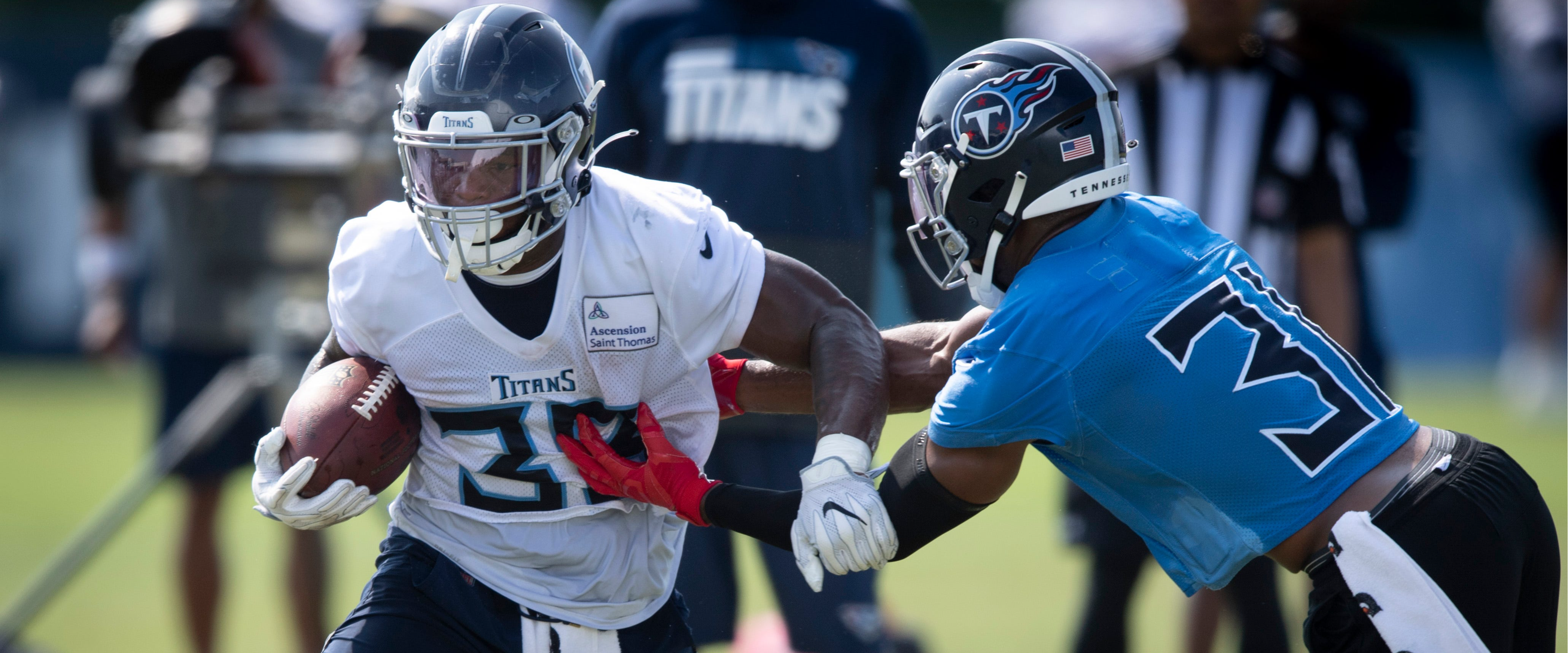 Titans: 3 things to watch for in the first preseason game tonight