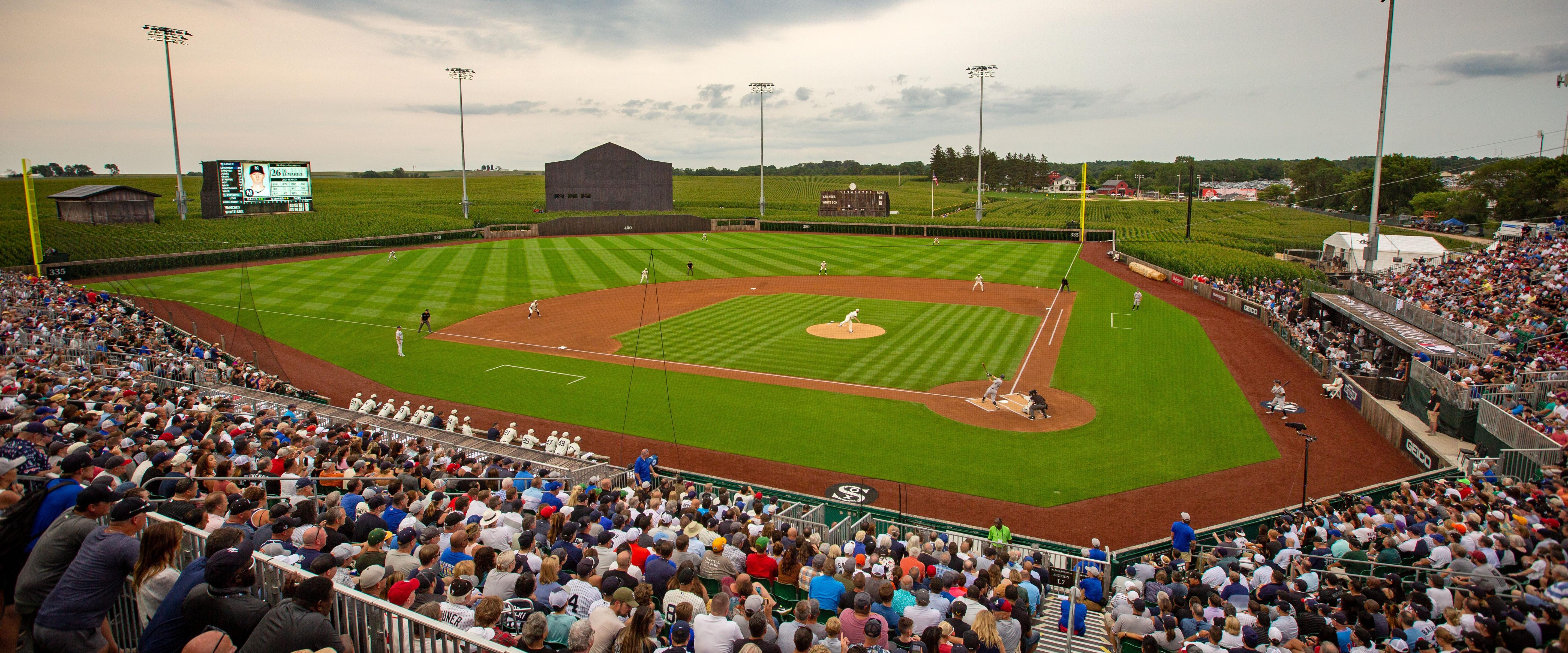 MLB nailed 'The Field of Dreams' Game!