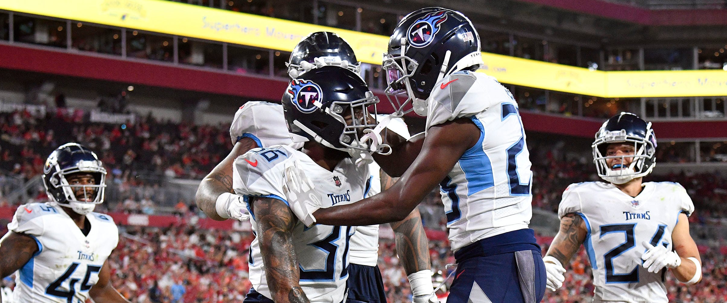 Titans: It may only be preseason, but...