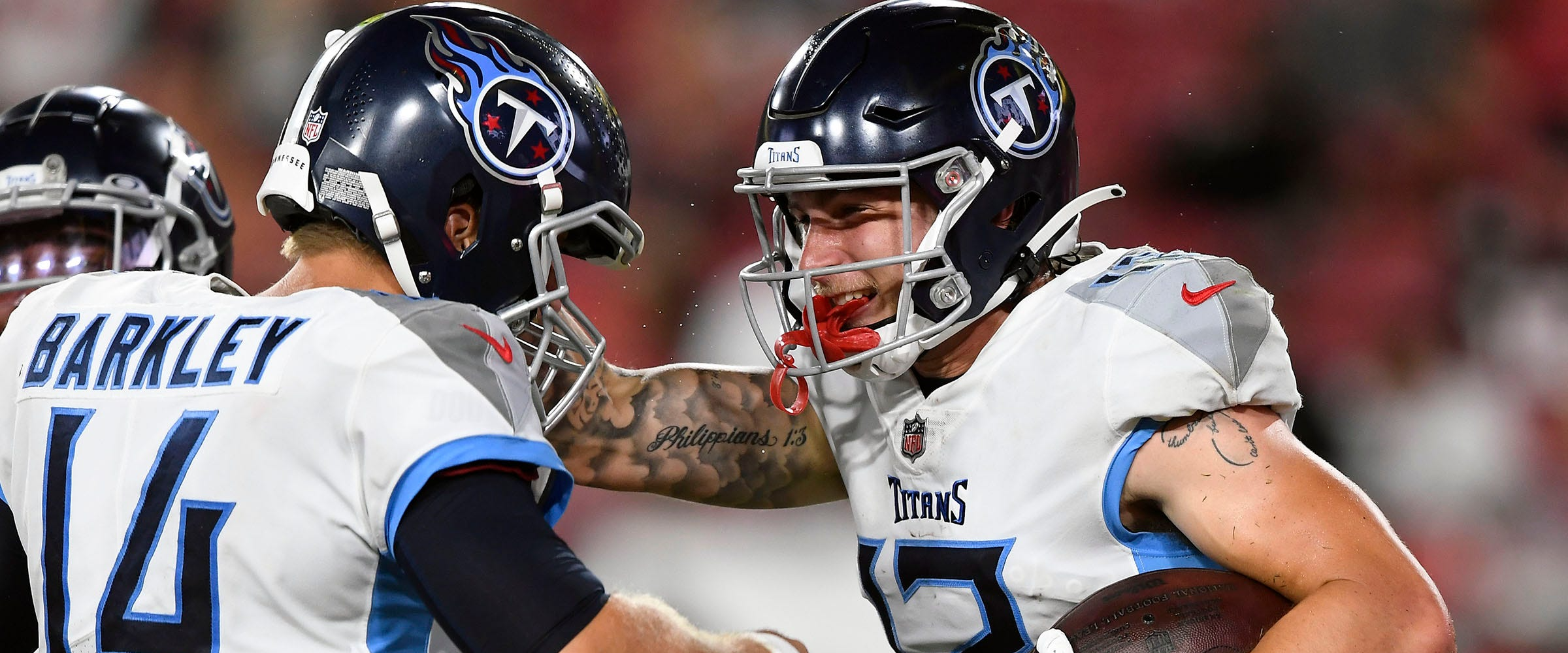 Titans: 4 players who have earned a spot on the 53-man roster