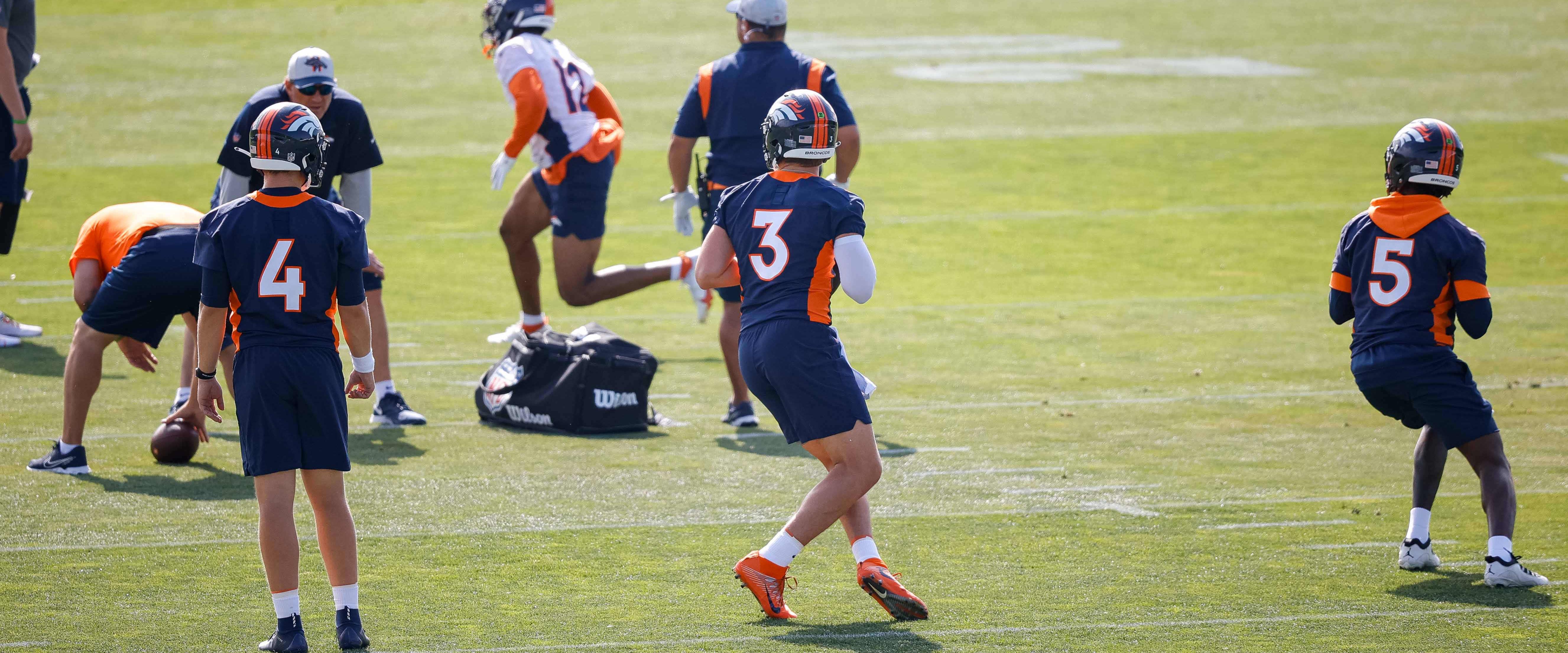 No-brainer: Broncos will start Teddy Bridgewater over Drew Lock