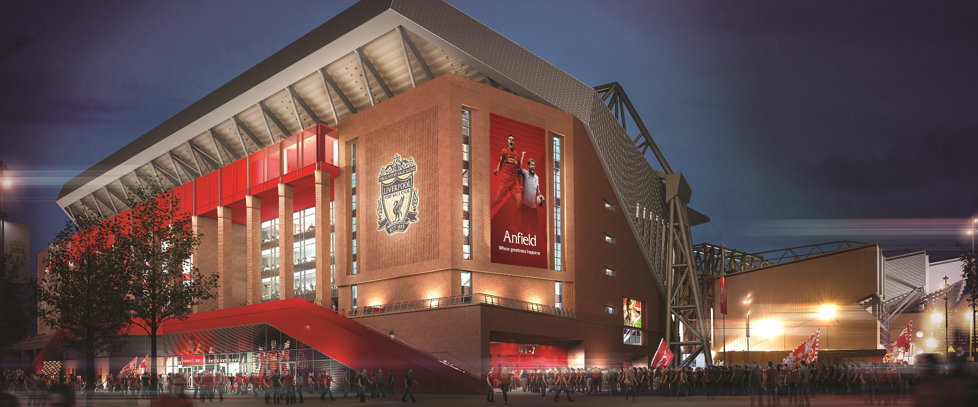 THE ANFIELD STORY