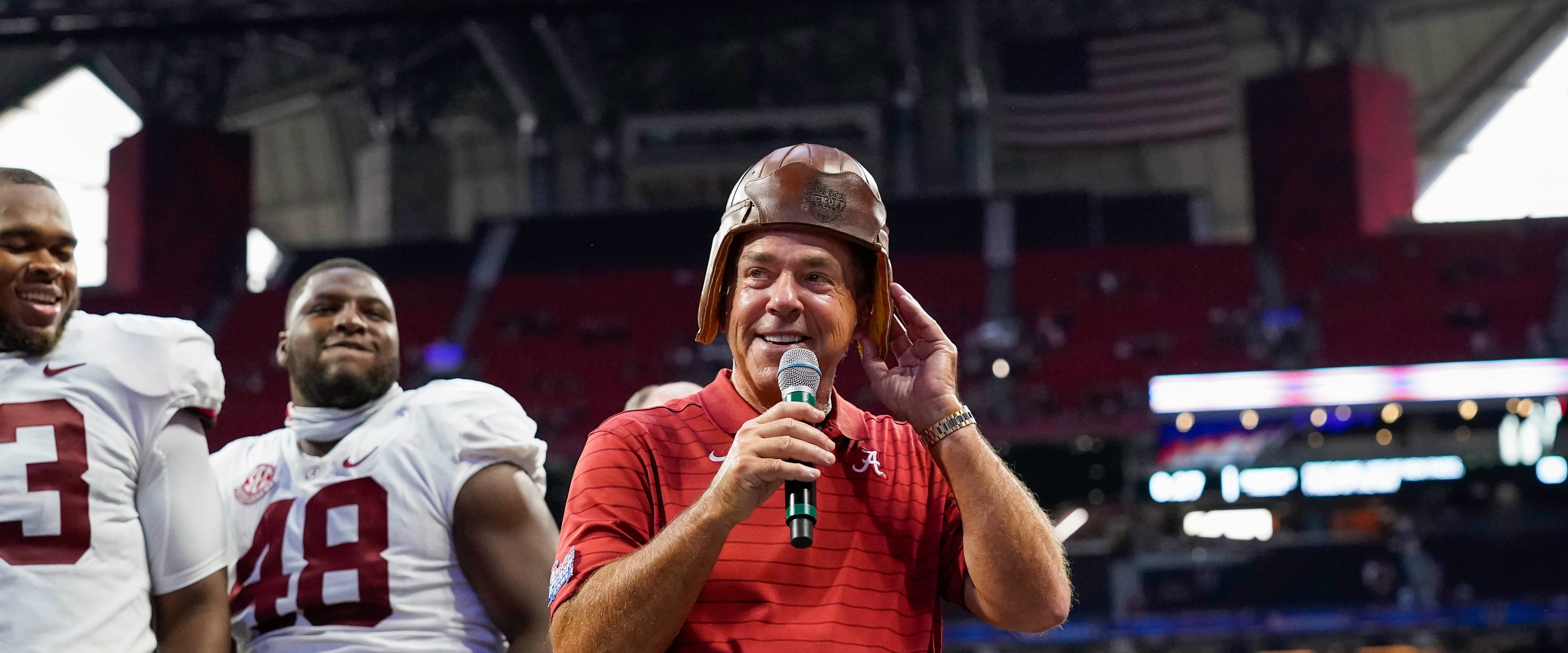 Knee-jerk reaction: Alabama is by far the best team in the land