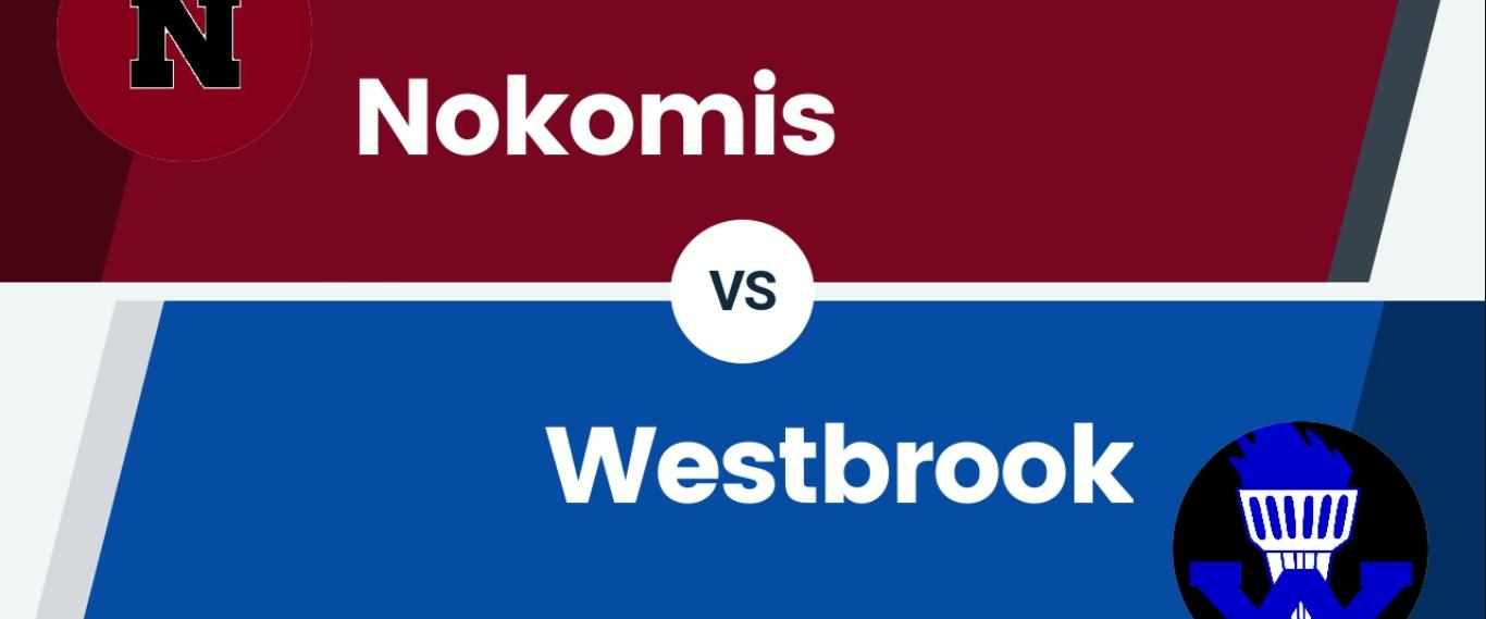 Nokomis can't convert to upset Westbrook