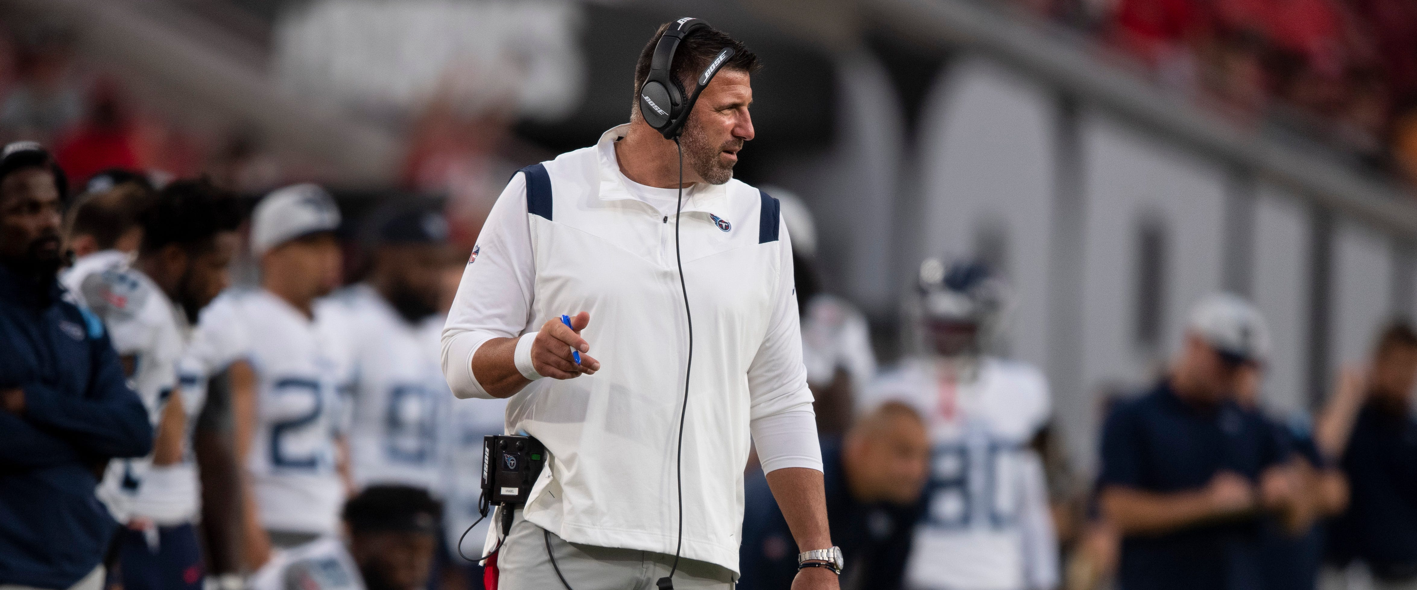 There is something different about the 2021 Tennessee Titans