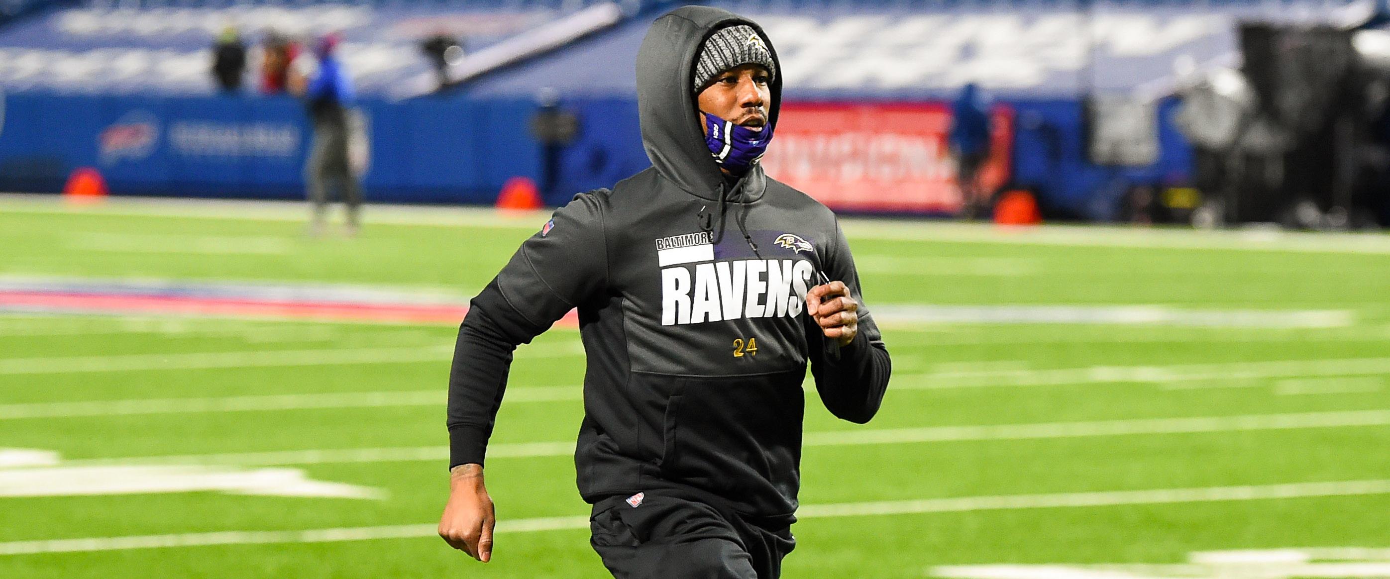 The Baltimore Ravens have an injury crisis