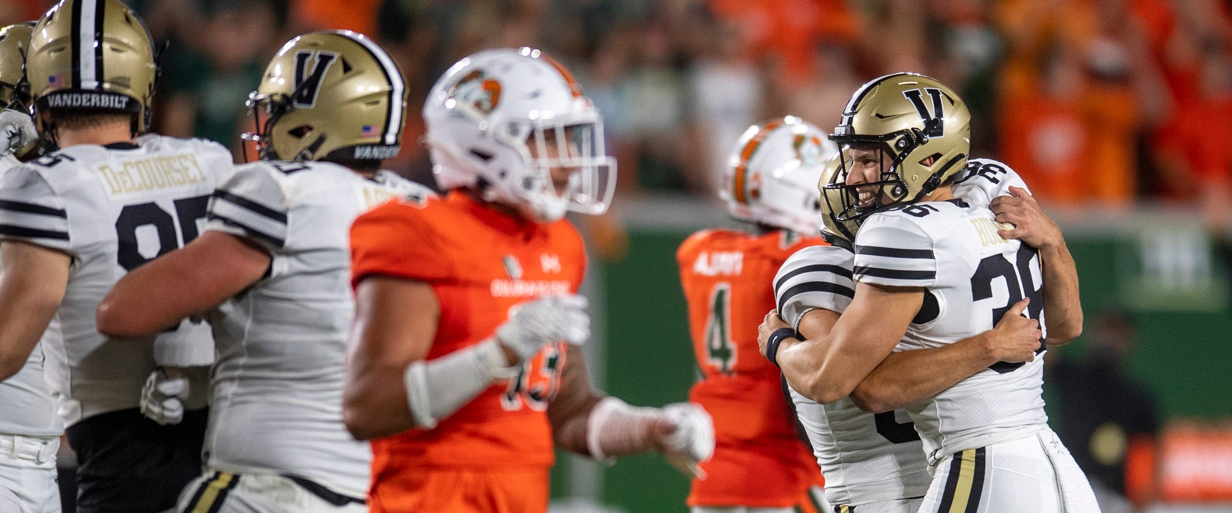 How in the world did Vanderbilt flip the script on Colorado State?!?