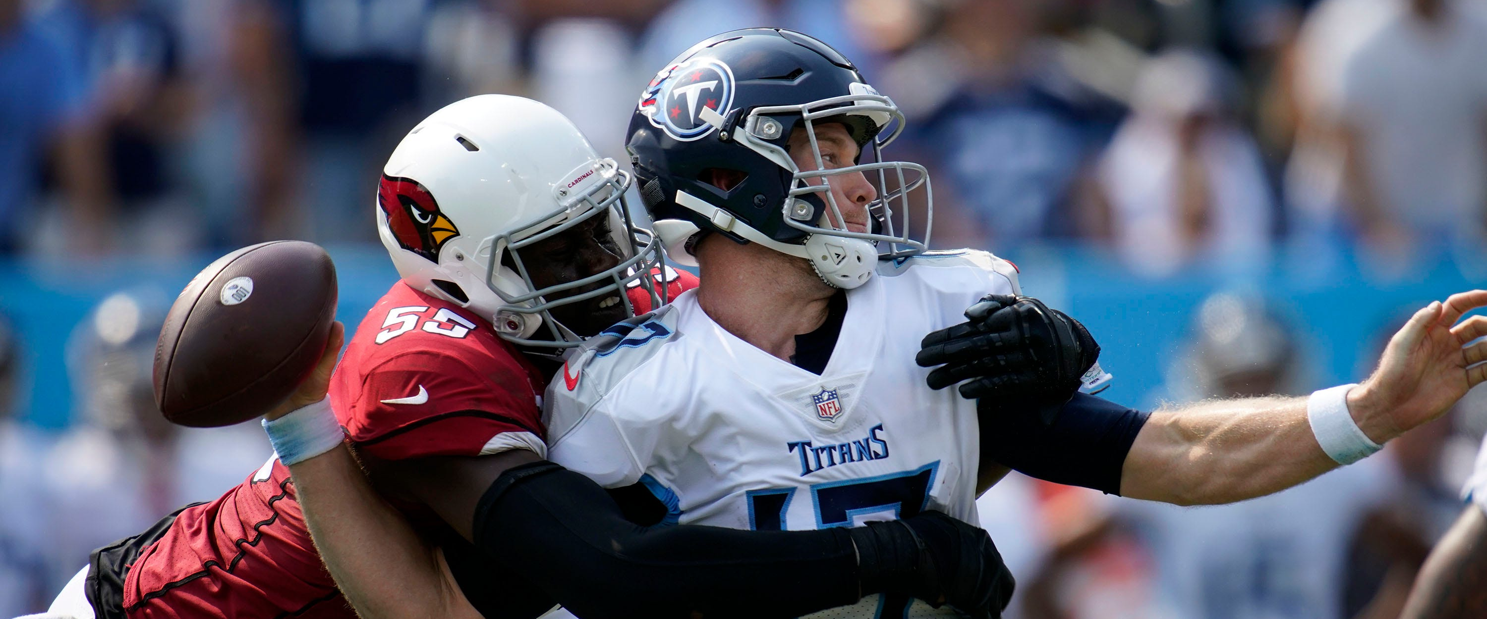 Titans: 3 takeaways from the embarrassing loss to the Cardinals