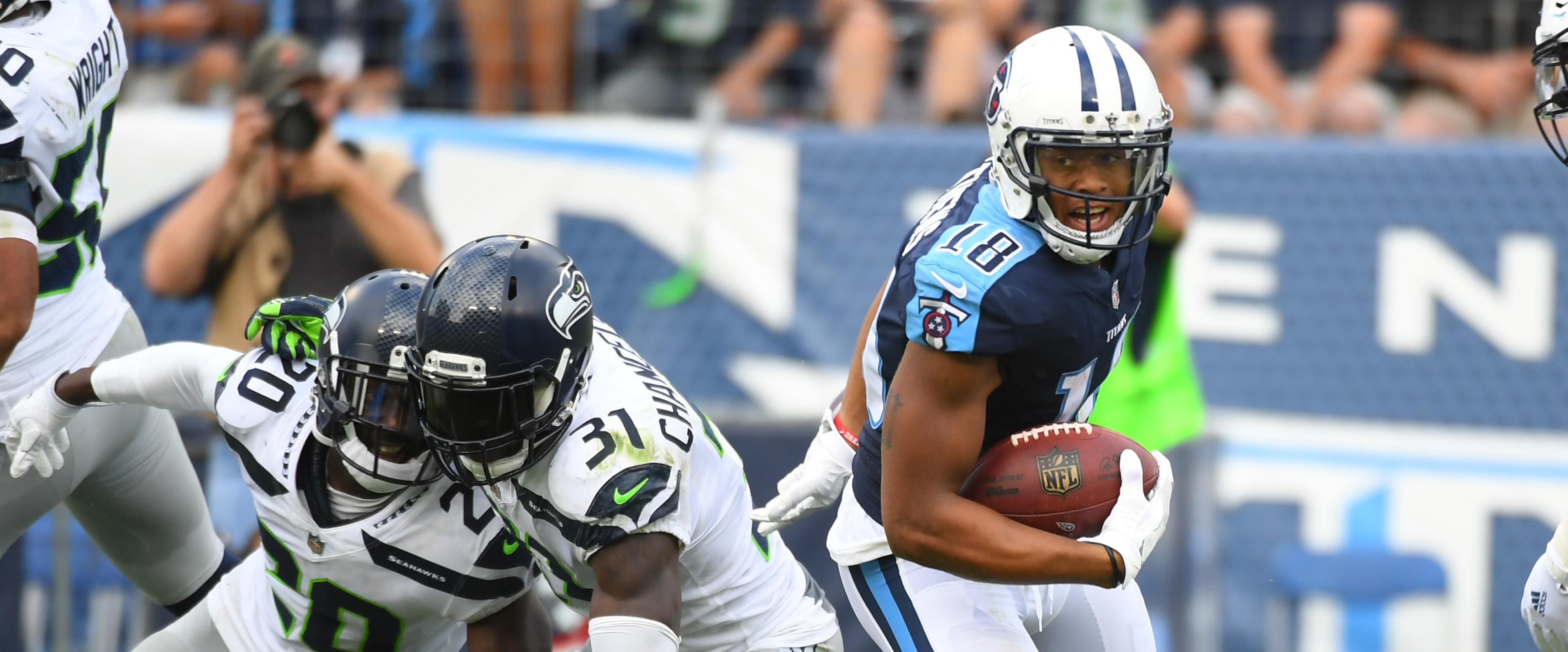 Preview: Titans travel to Seattle for the first time since 2013