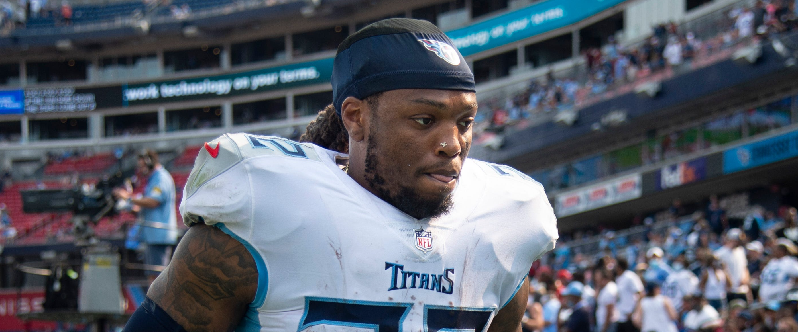 Seahawks - Titans betting lines and trends
