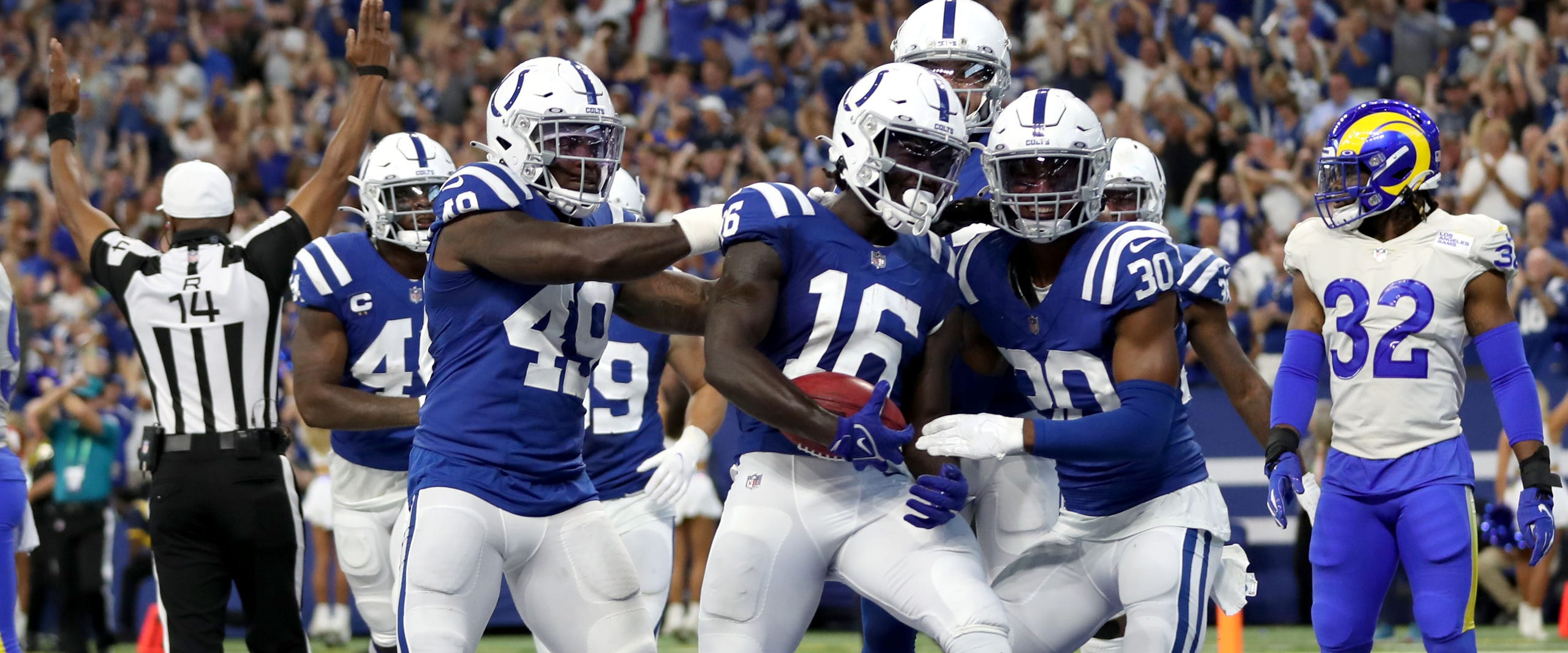 Breaking Down What's Wrong with the 0-2 Colts
