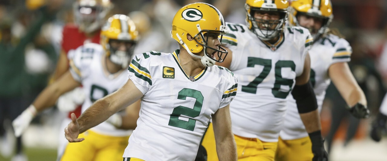 Fuller's Packers Report Card Week 3: Overcame Obtuse Officiating