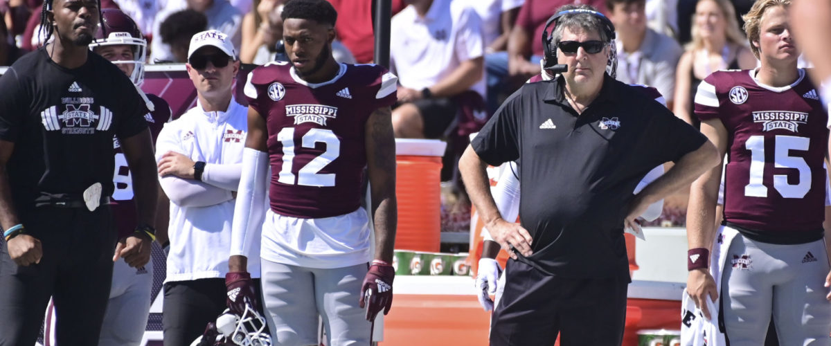 Is the Mike Leach Tenure at Mississippi State a Failure?