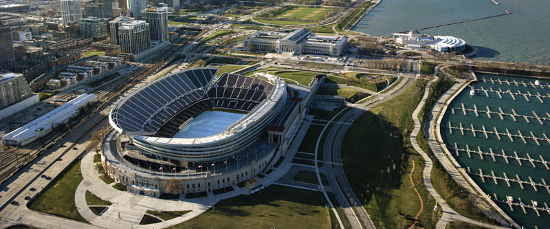 The Bears are ready to leave Soldier Field after 50 years