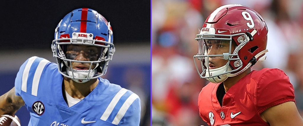Will the Heisman Trophy winner be decided in Tuscaloosa this weekend?