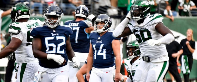 Jets - Titans recap: Tale as old as time