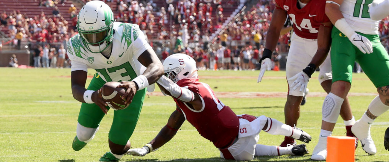 College Football: The three best things I saw in Week 5