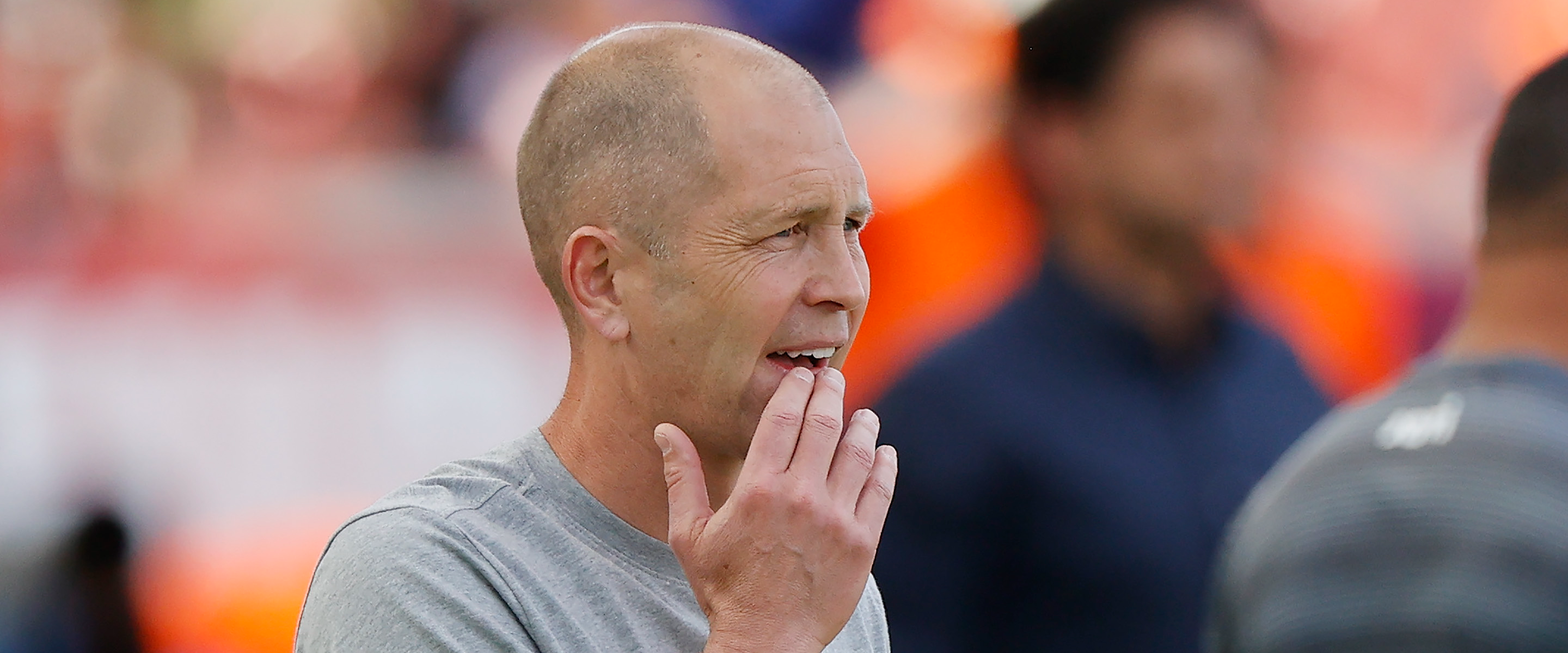 Gregg Berhalter continues to puzzle U.S. fans