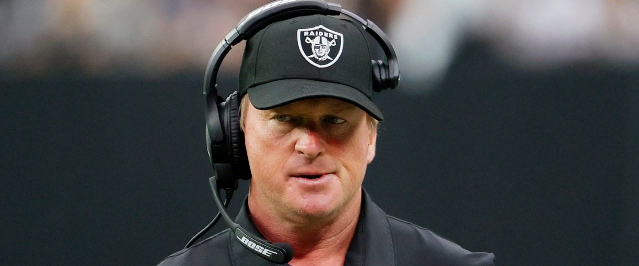 Was Jon Gruden the Worst Hire in Recent NFL Memory?