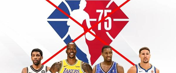 Who Was The Biggest Snub From The NBA's 75th Anniversary Team?