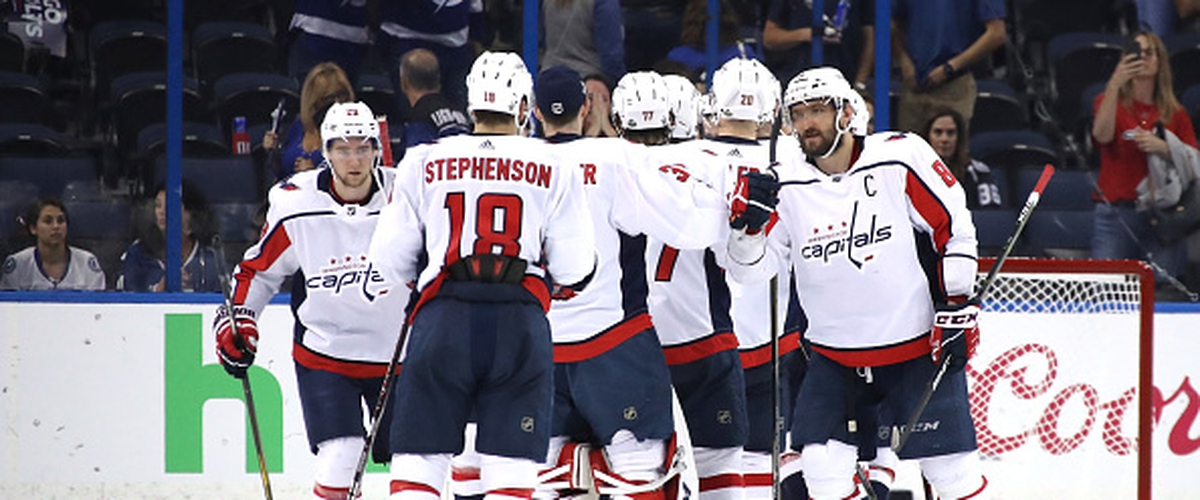 Washington Capitals Win First Ever Stanley Cup, Vegas Golden Knights Eliminated in Game Five