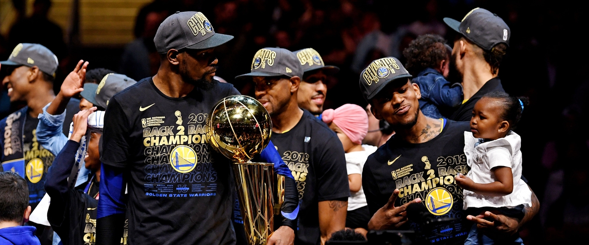 Dynasty Warriors (2018 NBA Champs)