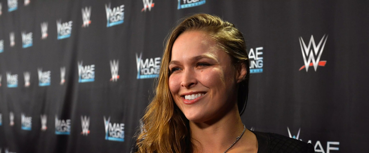 Ronda Rousey to Become the First Woman to be Inducted into the UFC Hall of Fame