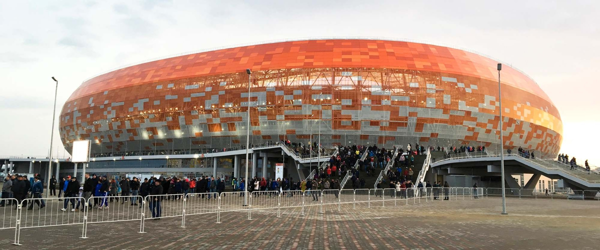 Top 6 Beautiful Stadiums of Russia, hosting the FIFA World Cup 2018