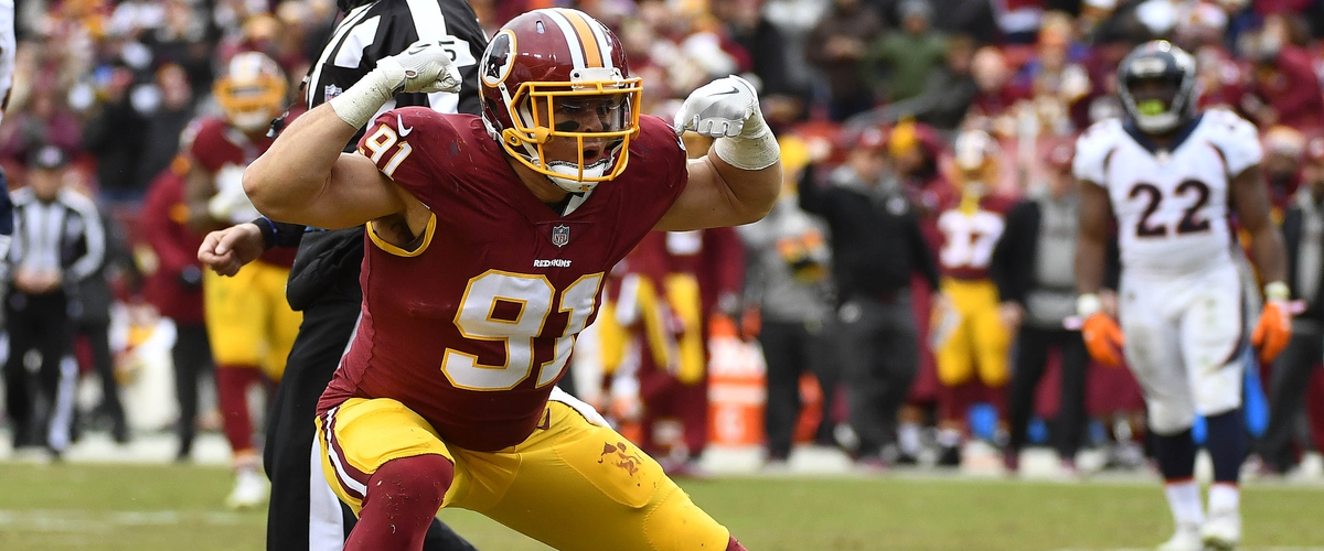 How is Ryan Kerrigan not a top 100 player?