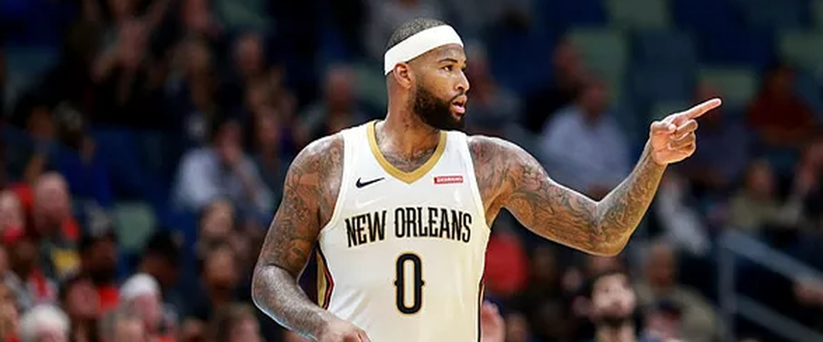 DeMarcus Cousins Signs One-Year Deal With Golden State Warriors