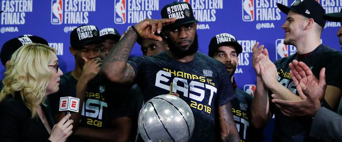 With LeBron Exiting Eastern Conference, Which Team Emerges in the East?