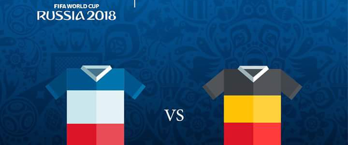 France vs. Belgium Bits.