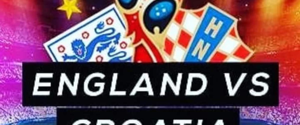 Croatia vs. England Bits.