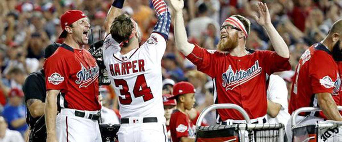 Bryce Harper Wins Home Derby, 2018 Derby Analysis and Prediction Review
