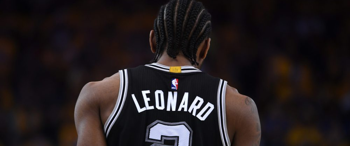 BREAKING: Spurs' Kawhi Leonard Traded to Toronto Raptors