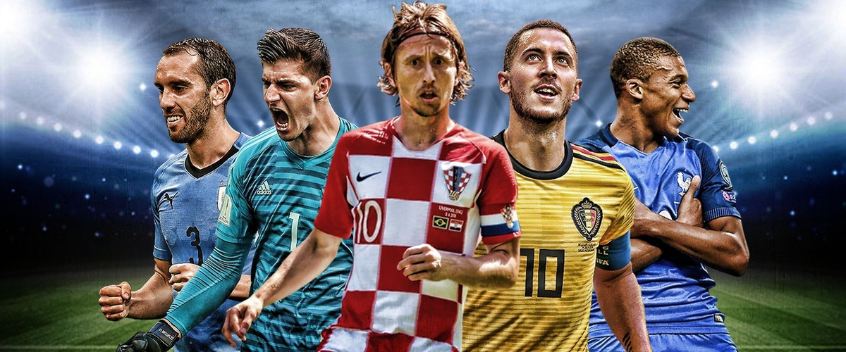 FIFA World Cup 2018: Team of the Tournament