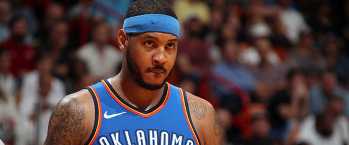 Carmelo Anthony traded to Atlanta, expected to be waived, where will he wind up?