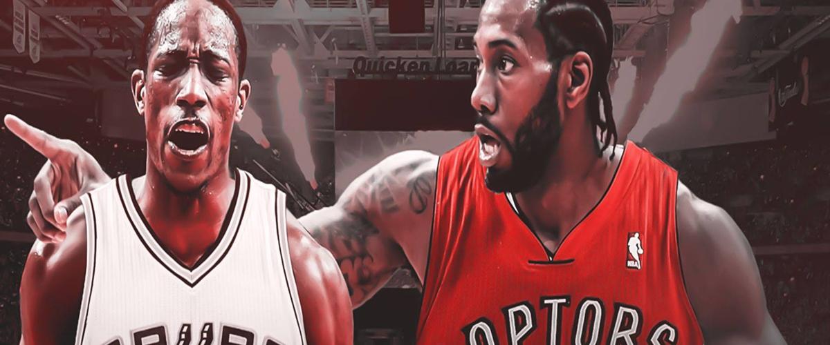 Spurs-Raptors Trade