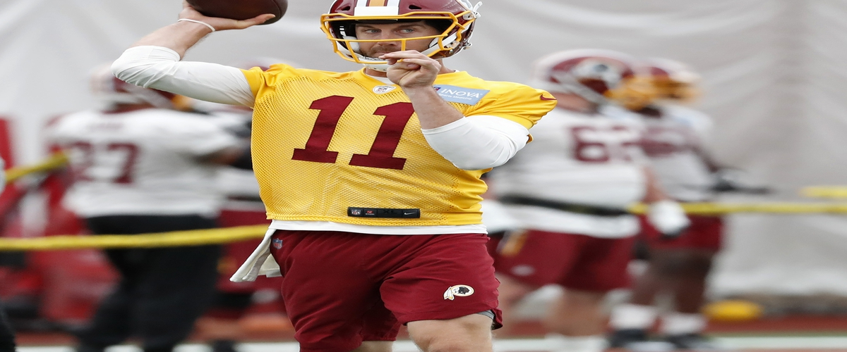Alex Smith's journey to the Redskins.