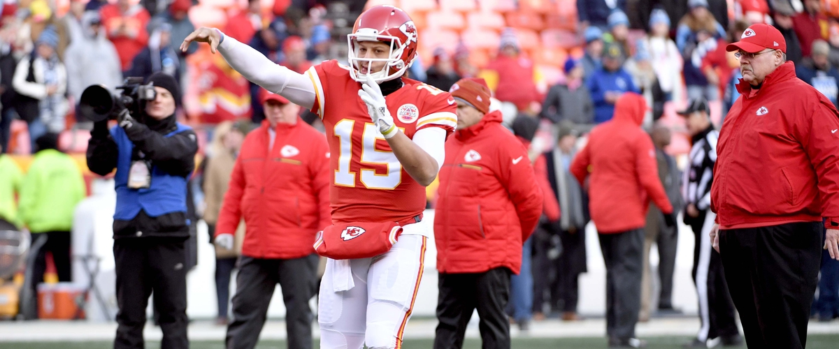Why it is (nearly) impossible for Patrick Mahomes to fail