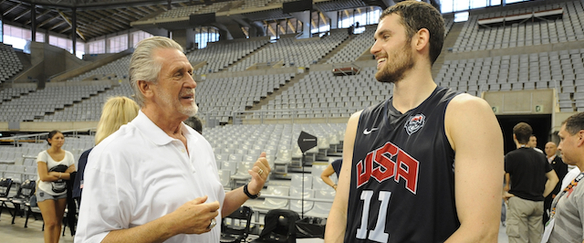 Report: HEAT inquired about Kevin Love during last season