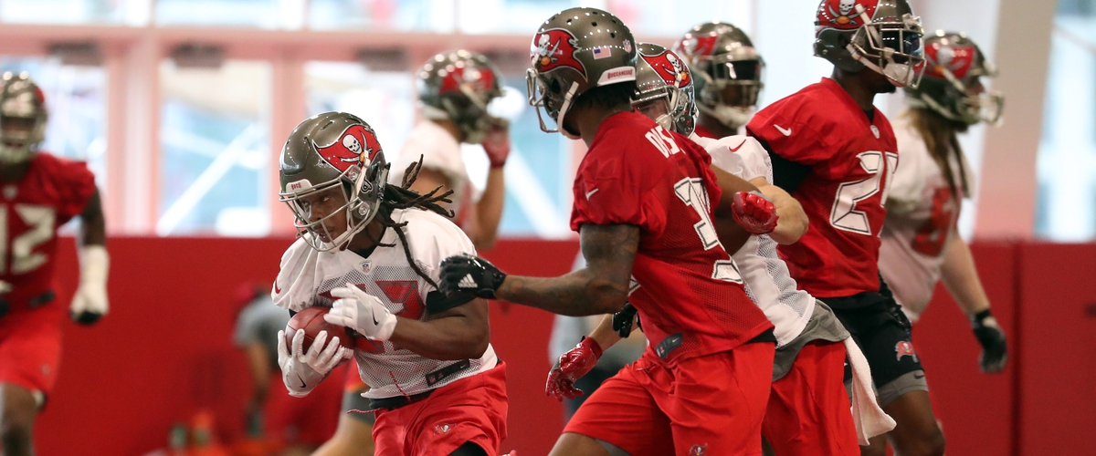 Bucs rookies turning heads at training camp