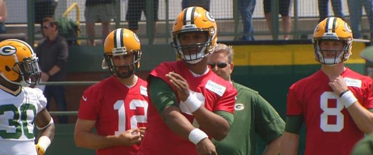 Packers Training Camp by Position: Quarterbacks