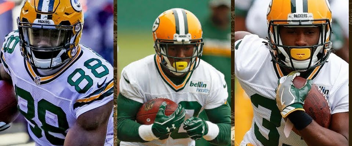 Packers Training Camp by Position: Running Backs