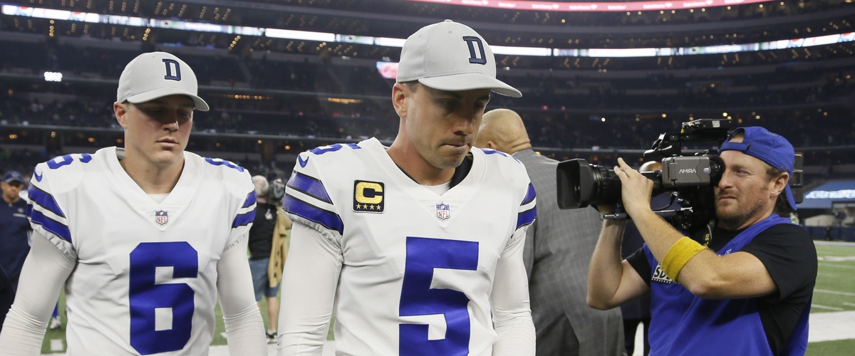 Camp Report: Dan Bailey struggling badly, Prescott tosses touchdowns and interceptions.