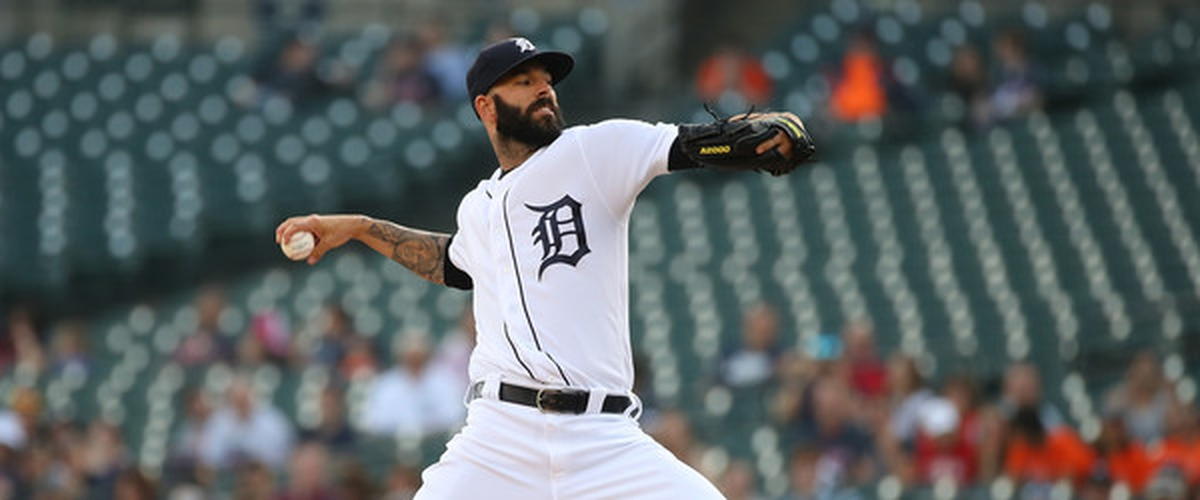 Oakland Adds to Rotation, Trades Detroit for Mike Fiers